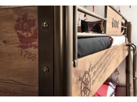 2-х ярусная кровать Pirate (1401) изображение 9