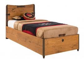 Кровать с подъемным механизмом Pirate (1705) изображение 1