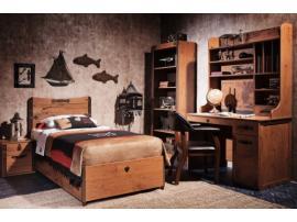 Кровать с подъемным механизмом Pirate (1705) изображение 4