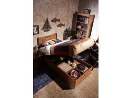 Кровать с подъемным механизмом Pirate (1705) изображение 5