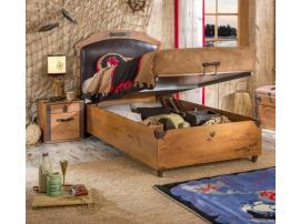 Кровать с подъемным механизмом Pirate (1706) изображение 4