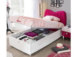 Кровать с подъемным механизмом Yakut 100х200 (1705) изображение 4