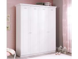 Шкаф 4-х дверный Romantica (1008) изображение 2
