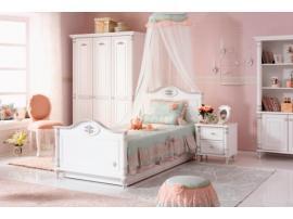Кровать Romantic XXL 12\40*200 (1307) изображение 5