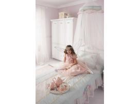Кровать Romantic XXL 12\40*200 (1307) изображение 7
