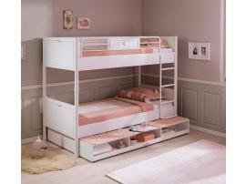 Кровать двухъярусная Romantica (1401) изображение 3