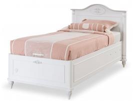 Кровать с подъемным механизмом Romantic 90х190 (1705) изображение 1