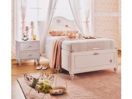 Кровать с подъемным механизмом Romantic 100х200 (1707) изображение 2
