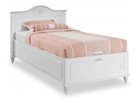 Кровать с подъемным механизмом Romantic 100х200 (1707) изображение 1