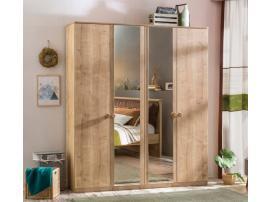 Шкаф 4-х дверный Natura (1005) изображение 2