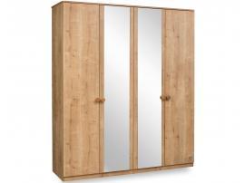 Шкаф 4-х дверный Natura (1005) изображение 1