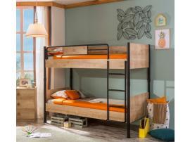 Кровать двухъярусная Natura 90х200 (1401) изображение 3