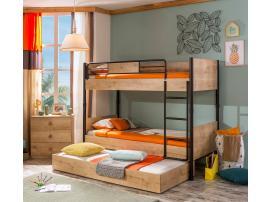 Кровать двухъярусная Natura 90х200 (1401) изображение 4