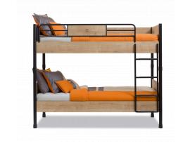 Кровать двухъярусная Natura 90х200 (1401) изображение 2