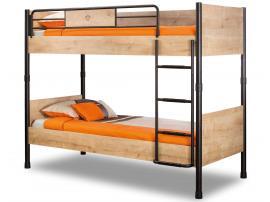 Кровать двухъярусная Natura 90х200 (1401) изображение 1