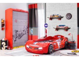 Шкаф 3-х дверный Champion Racer (1002) изображение 8