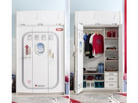 Шкаф 3-х дверный First Class (1002) изображение 4