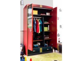 Шкаф 3-х дверный Football (1002) изображение 2
