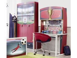Шкаф 3-х дверный Football (1002) изображение 7