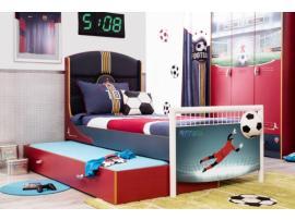 Кровать выдвижная Football 90х190 (1305) изображение 2