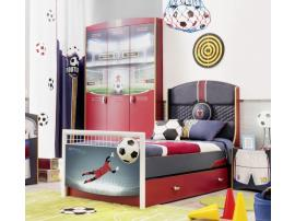 Кровать выдвижная Football 120х190 (1307) изображение 3