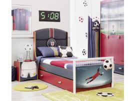 Кровать выдвижная Football 120х190 (1307) изображение 4