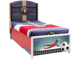 Кровать с подъемным механизмом Football 90х190 (1705) изображение 1