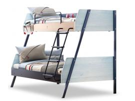 Кровать двухъярусная Trio (1401) изображение 1
