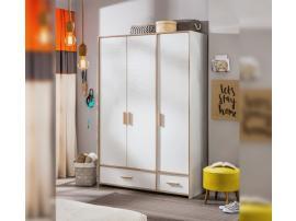 Шкаф трехдверный Dynamic (1002) изображение 3
