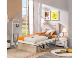 Кровать Dynamic L 100х200 (1301) изображение 2