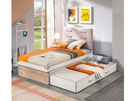 Кровать выдвижная Dynamic 90х180 (1306) изображение 2
