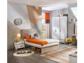 Кровать Dynamic XL 120х200 (1304) изображение 2