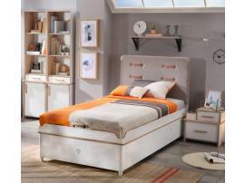 Кровать с подъемным механизмом Dynamic 100х200 (1705) изображение 2