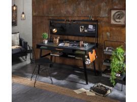 Надстройка к письменному столу Dark Metal (1102) изображение 2