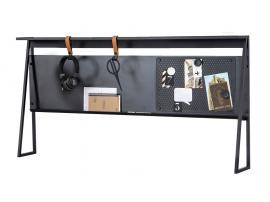 Надстройка к письменному столу Dark Metal (1102) изображение 1