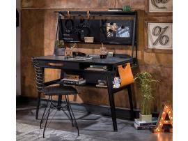 Надстройка к письменному столу Dark Metal (1107) изображение 3