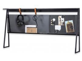 Надстройка к письменному столу Dark Metal (1107) изображение 1