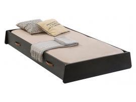 Кровать выдвижная Dark Metal Line 90х190 (1303) изображение 1