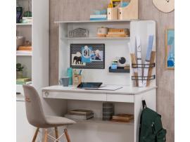 Надстройка письменному столу White (1102) изображение 2