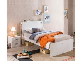 Кровать White 120x200 (1302) изображение 2