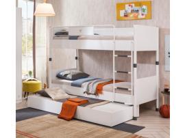 Кровать выдвижная White 90х190 (1303) изображение 2
