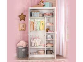 Шкаф 2-х дверный Selena (1001) изображение 2