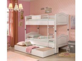 Кровать двухъярусная Selena 90х200 (1401) изображение 5