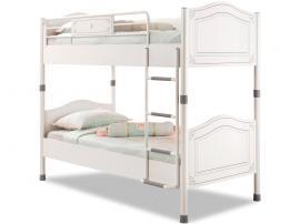 Кровать двухъярусная Selena 90х200 (1401) изображение 1