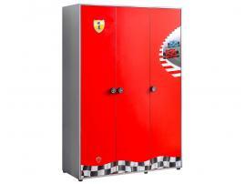 Шкаф 3-х дверный Racecup (1002) изображение 1