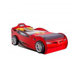 Кровать-машина c выдвижной кроватью Race Cup 90х190/90х180 (1305) изображение 2