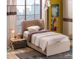 Кровать с подъемным механизмом Lofter 100х200 (1705) изображение 3
