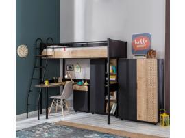 Шкаф 2-х дверный Black (1004) изображение 2