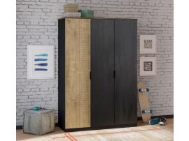 Шкаф 3-х дверный Black (1013) изображение 3