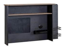 Надстройка к письменному столу Black (1102) изображение 1